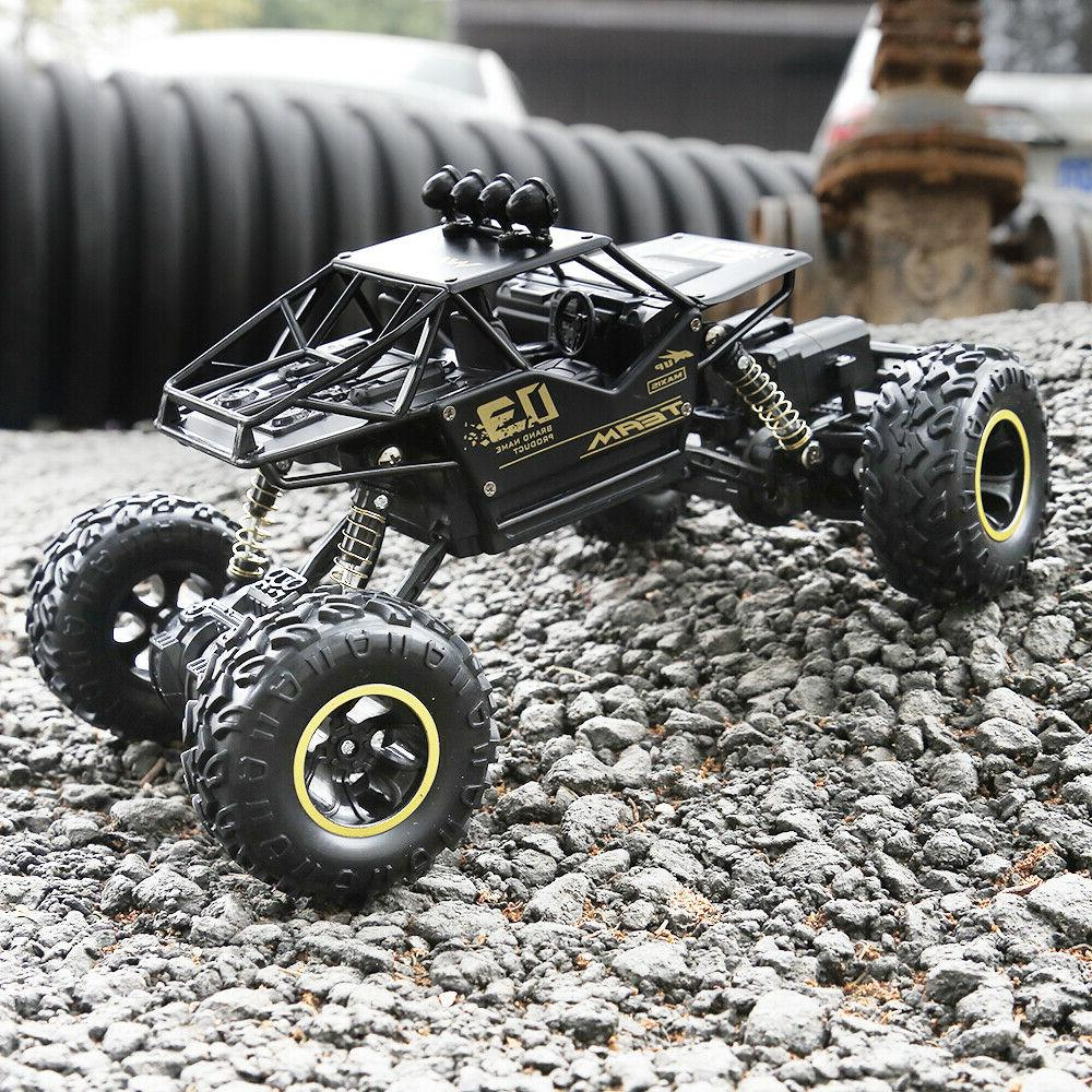 4WD Shaft Drive High Speed Car For