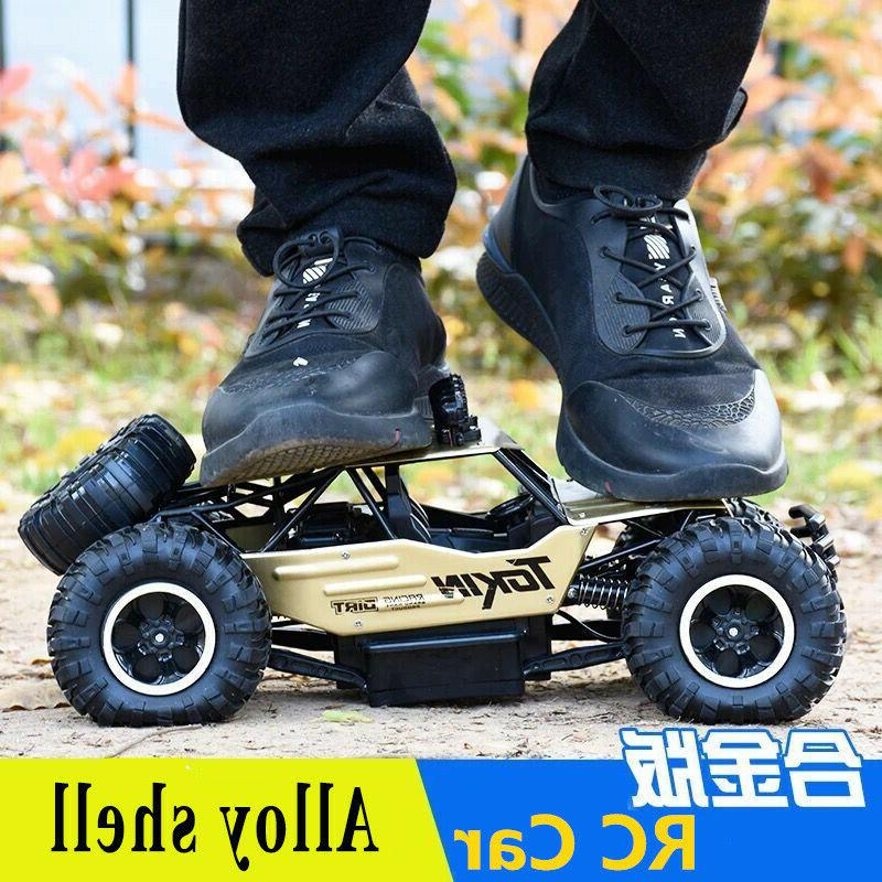 Large 4WD High Buggy RC Car Kids