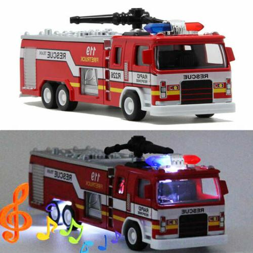 Led Toys Truck Car Truck Kid