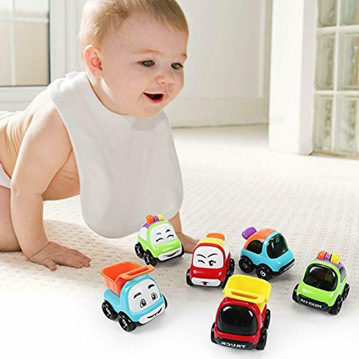 Little Toy Car Toys Trucks Play Set Toddlers