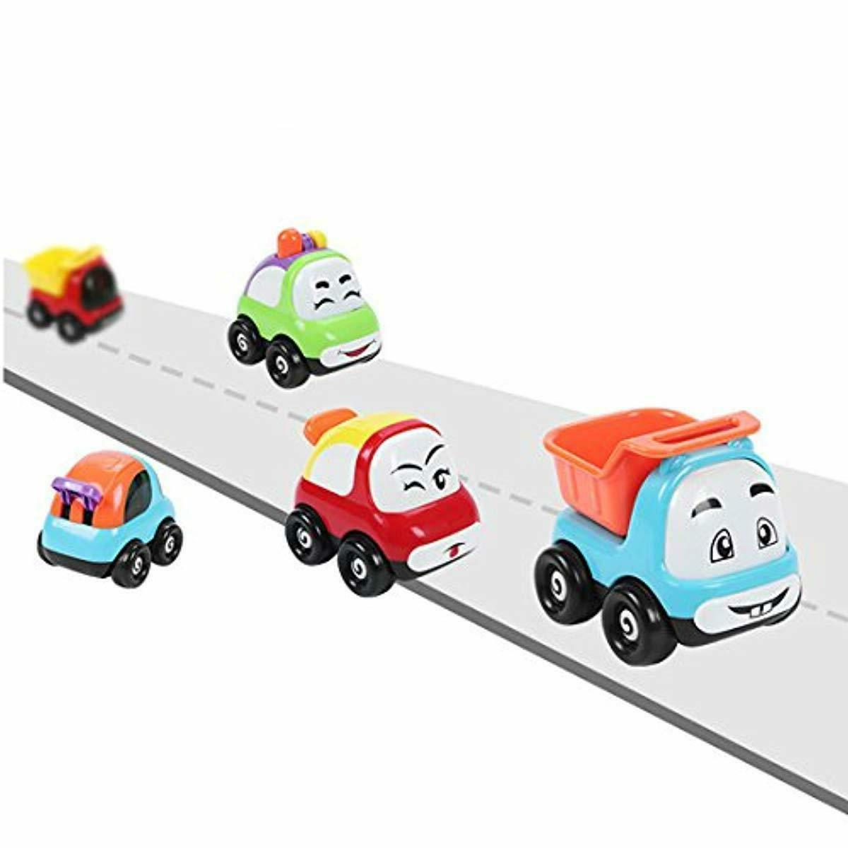 Little Toy Trucks Set Toddlers Car