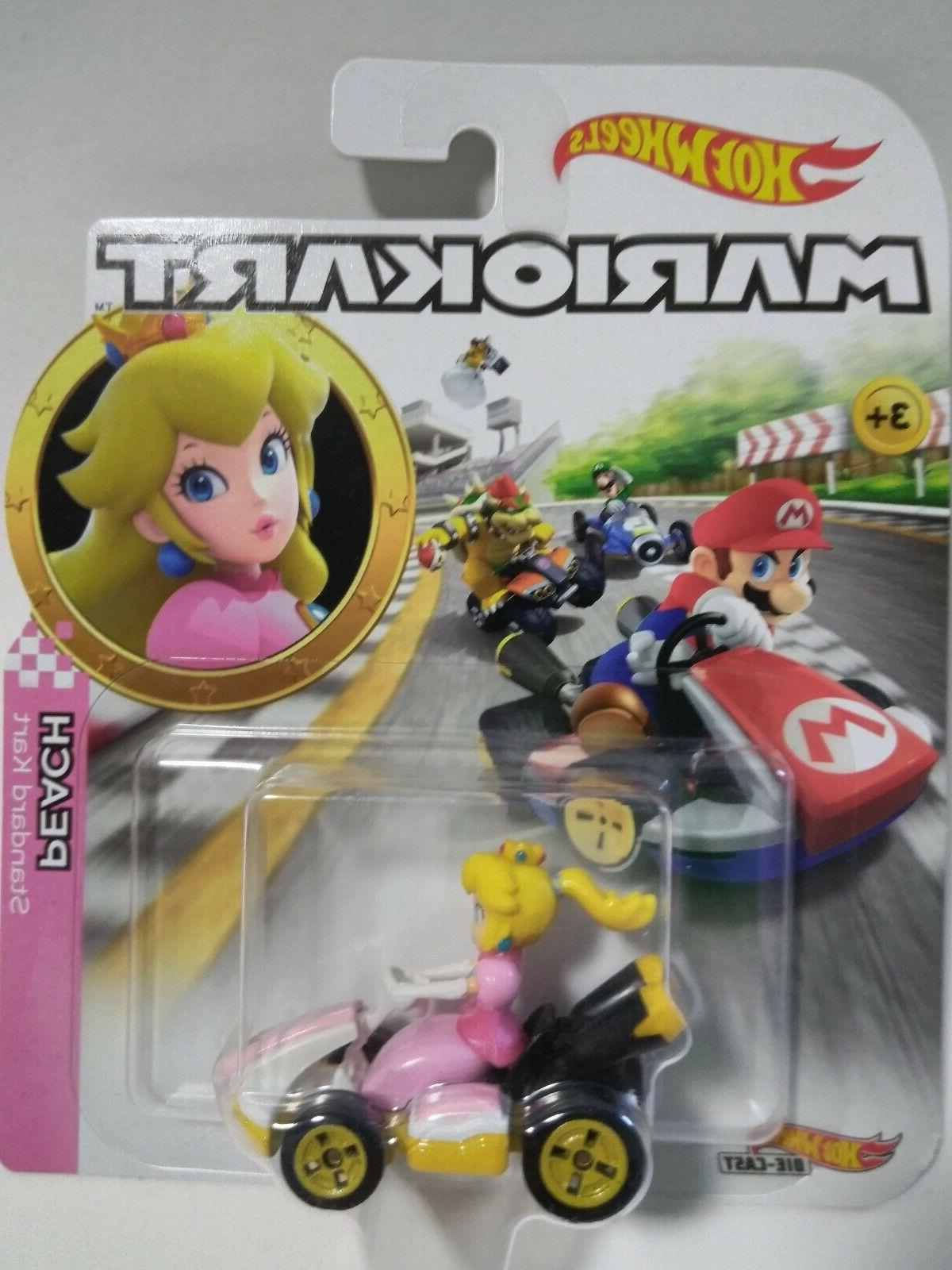 Hot Wheels Mario Kart You Your Cars, Only