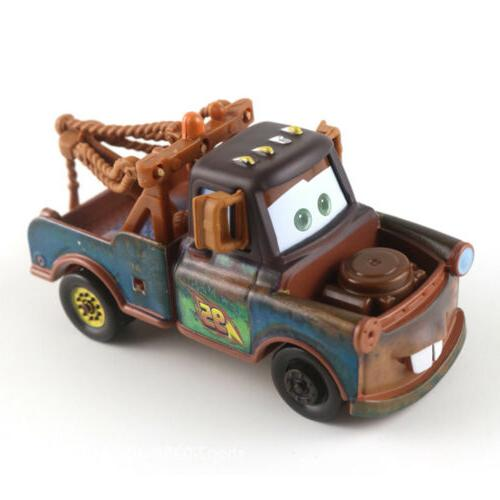 Cute McQueen Pixar Cars 1:55 Cars Toy For Kids Xmas Gifts
