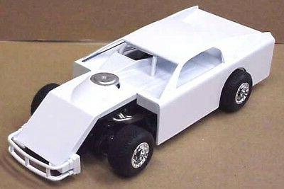 Molds Metal Dirt Track cars can
