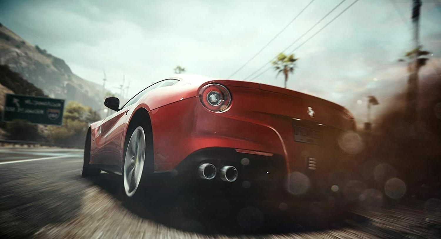 Need for Speed 4 Car Game Shipping