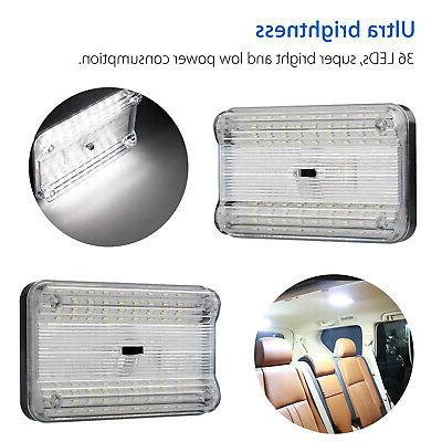 New 12V Car Vehicle Roof Light Lamp