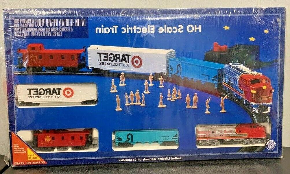 new 1994 target ho scale electric train