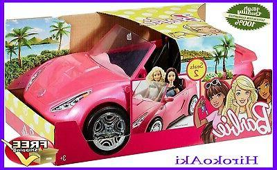 NEW Barbie Glam Car Pink Vehicle,for