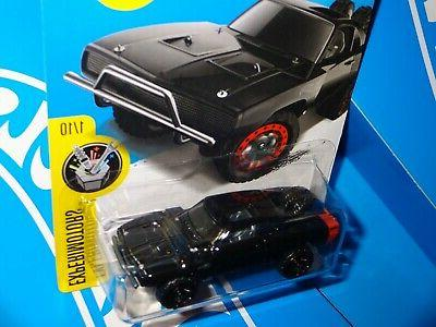 Hot Wheels For 2017 #4 Dodge Charger Black Fast &