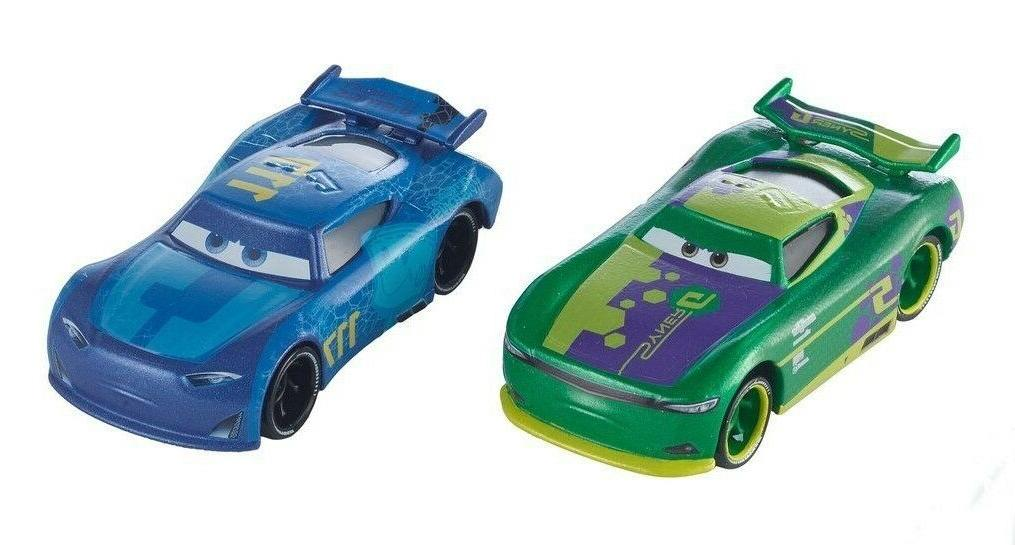 NEW LOOSE Cars 3 Eric & Spikey Die-Cast