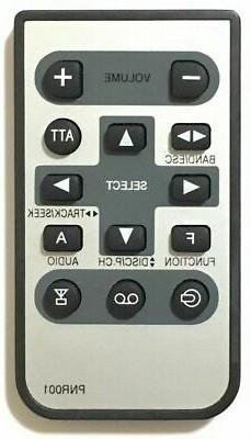 NEW Replacement Remote Control QXA-3303 for DEH1300MP Pionee