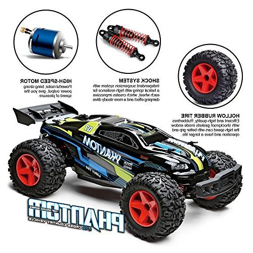 Offroad Control Demaxis RTR High Speed Rc Car 1/12 Desert with Lights