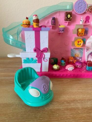 💕Shopkins Party Bowling Playset for Girls
