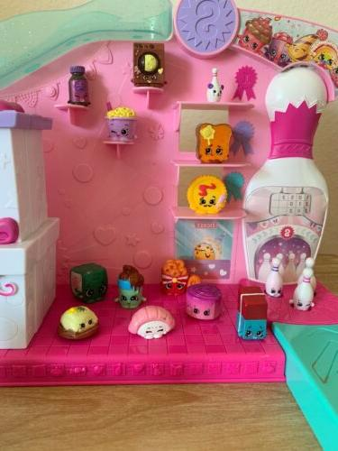 💕Shopkins Party Bowling & Playset