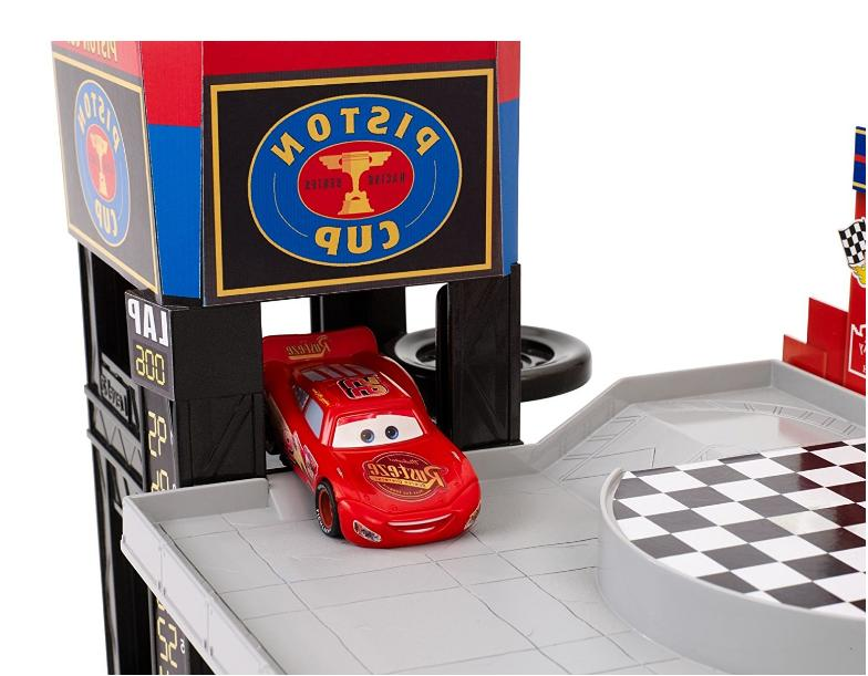 Mattel Piston Garage for tons cars themed fun!
