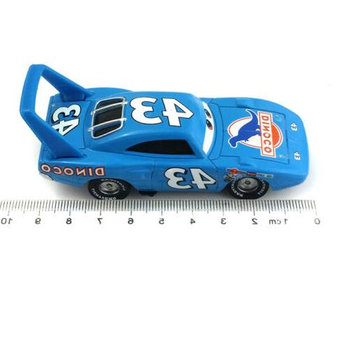 Disney Cars 2 & McQueen Racing Family Diecast 1:55 Loose