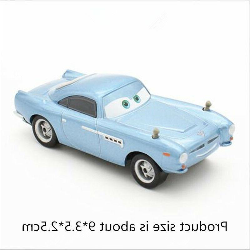 Disney Cars McQueen King Model Car For Kids