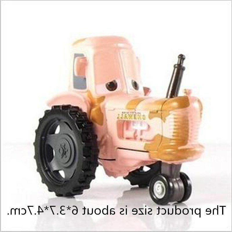 Disney Pixar McQueen Mater Model Toy Car Gift For