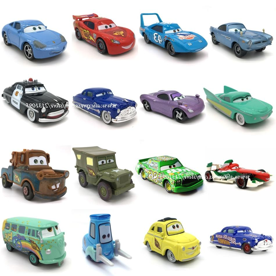 Disney 3 20 Toys Kids <font><b>LIGHTNING</b></font> Quality Plastic <font><b>Cars</b></font> Cartoon Gifts