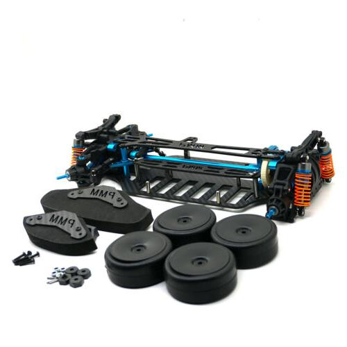 Plastic Carbon Drive RC 4WD Touring