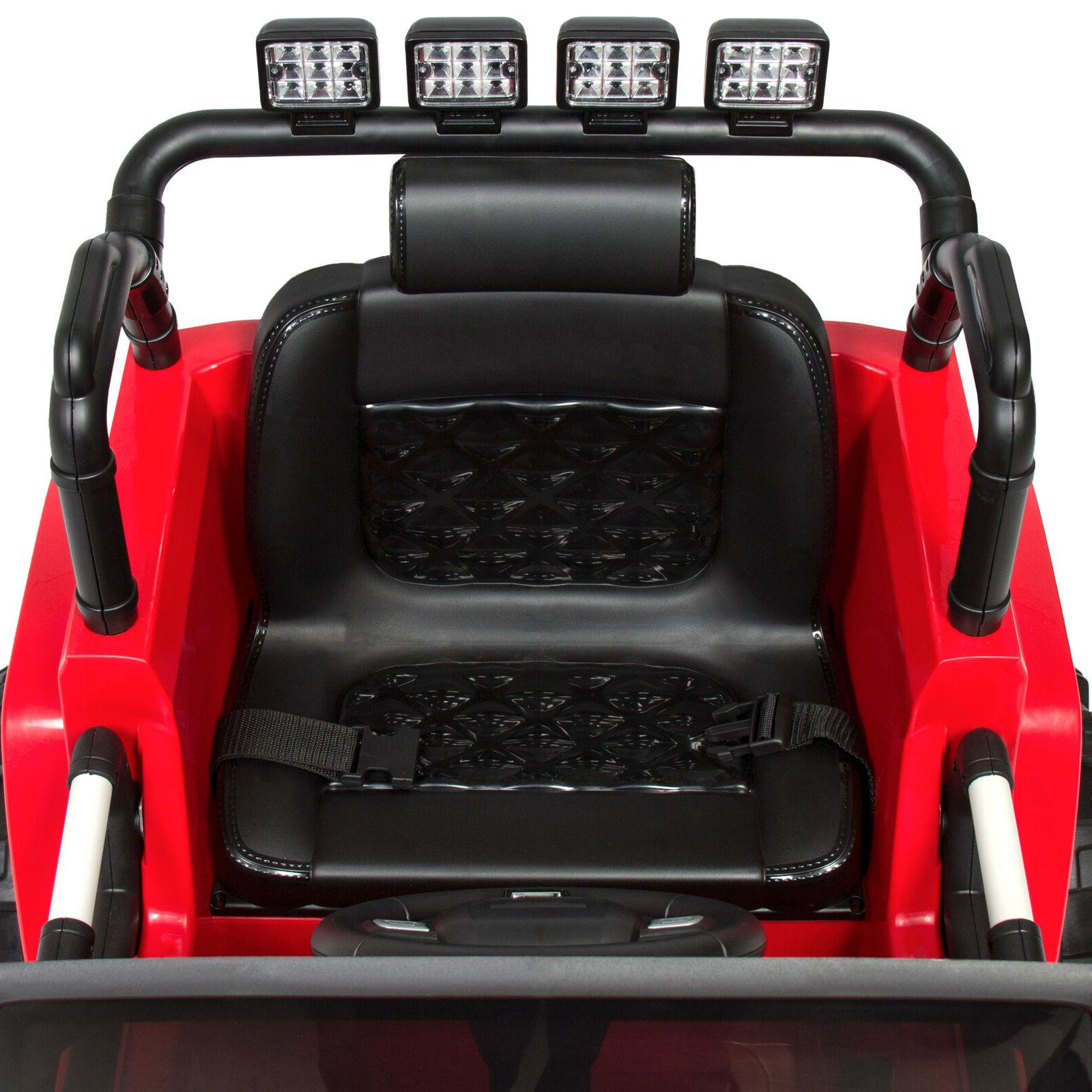 Power Jeep Electric Ride 12V Ride-On