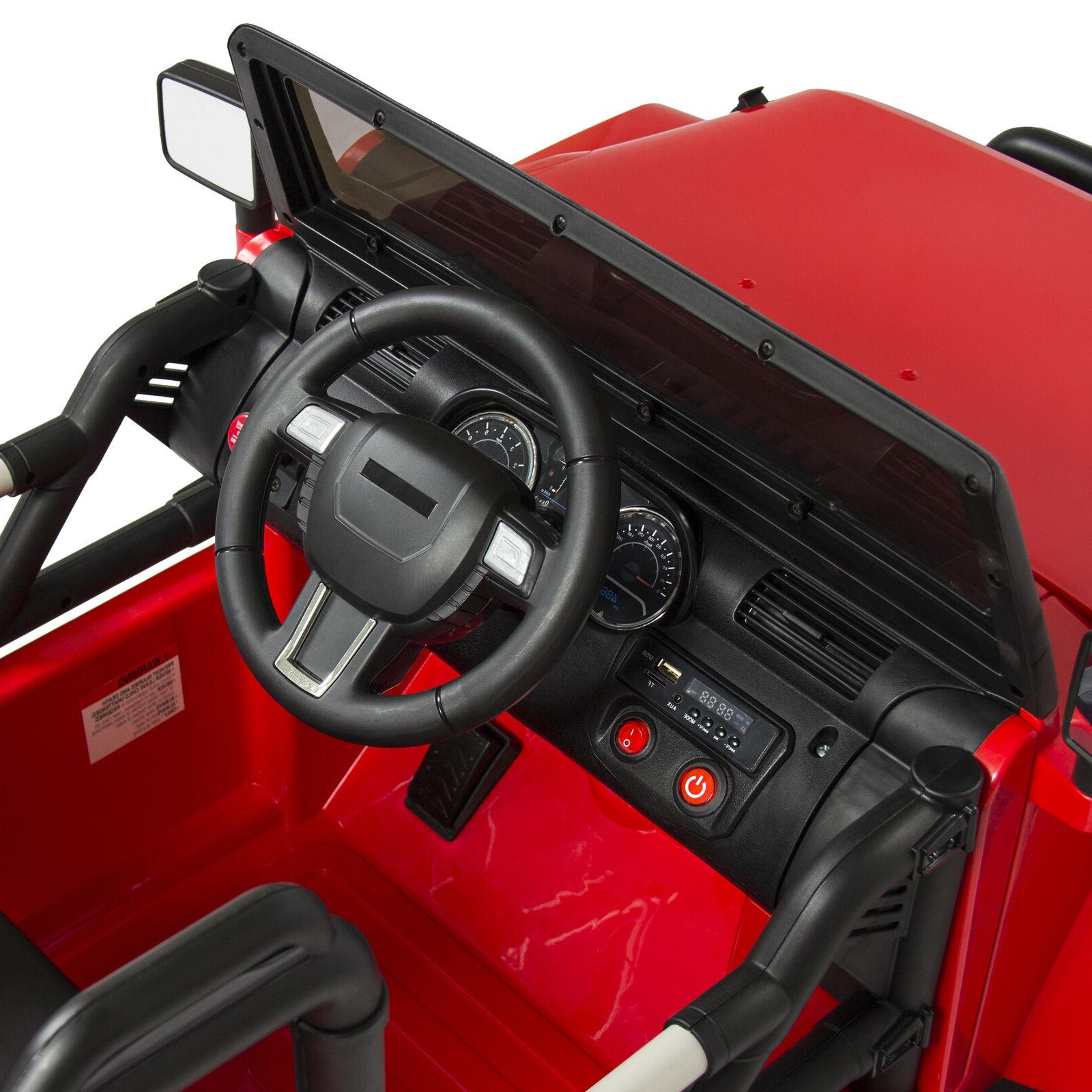 Power Wheels For Jeep