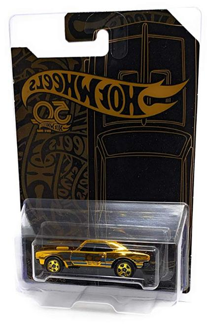 Hot Wheels by Toys Most Cars 1:64 Scale- 50pk