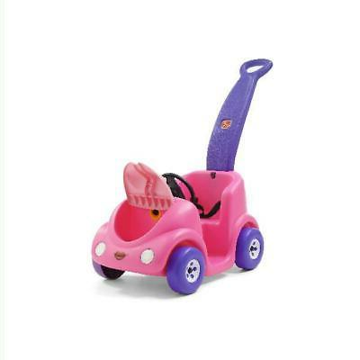 Push Buggy Anniversary Edition Ride On Pink