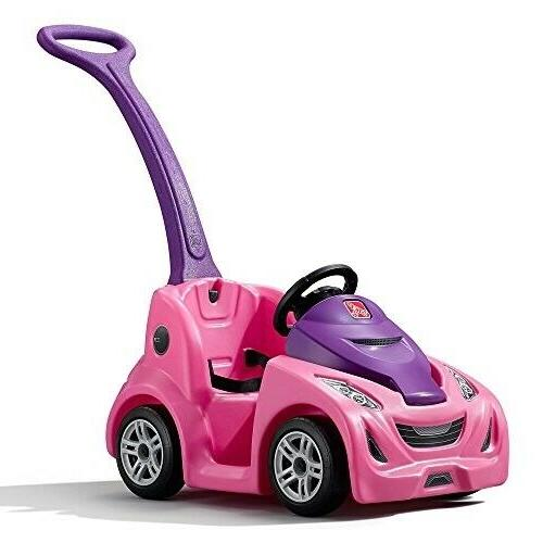 push around buggy gt pink push car