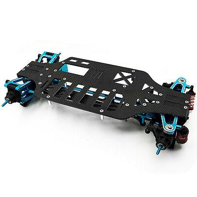 Rc Carbon Touring Kit TT01E Drive
