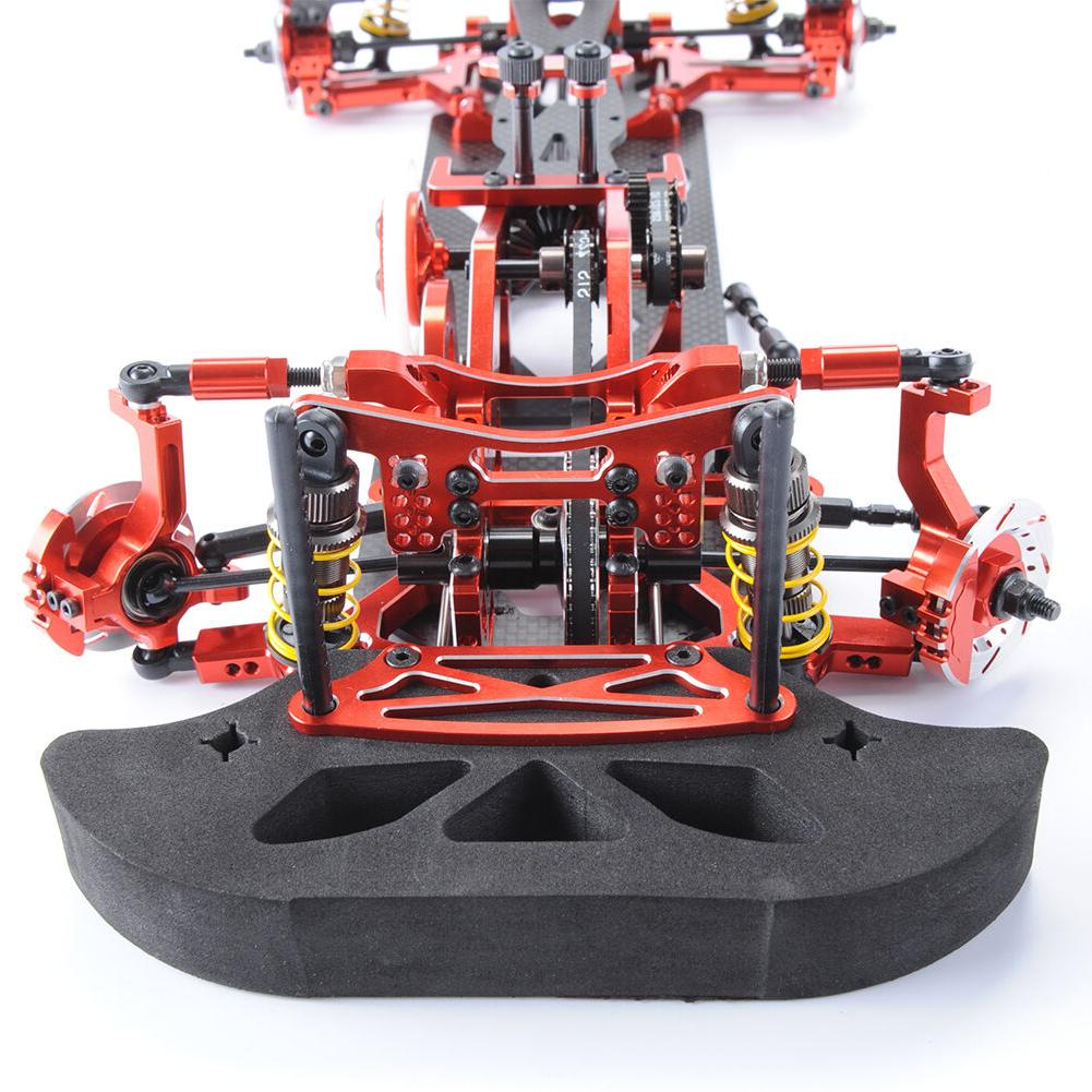 For RC RC Drift Alloy Metal&Carbon Body