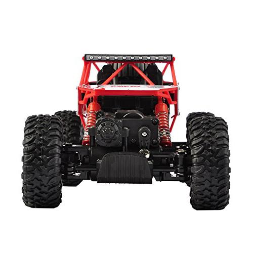 hapinic RC Two 1/18 Road Vehicle Toy Car Red
