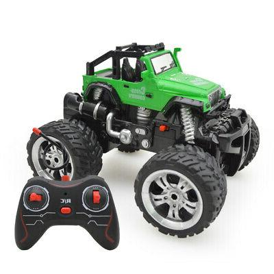 RC Cars 360 Rotate Remote Gift for Children FA