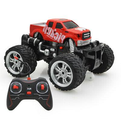 RC Rotate Control Toys Gift Children