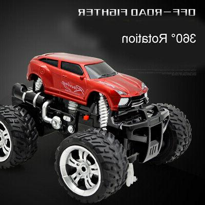 RC Rotate Remote Toys Gift for Children FA