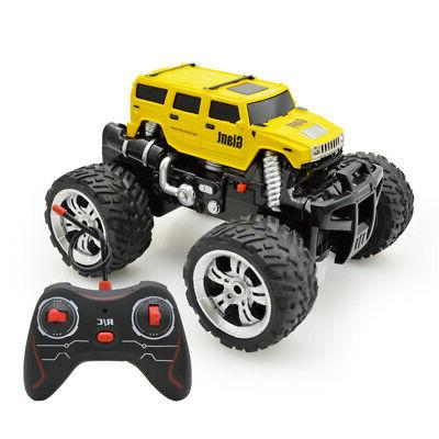 RC Rotate Remote Toys Gift for Boys Kids Children FA