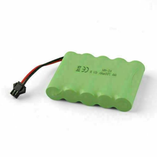 for RC truck 6V 700mAh rechargeable SM high capacity
