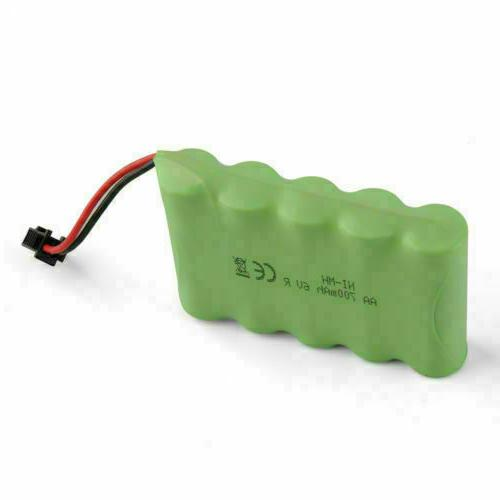 for RC 6V battery Ni-MH rechargeable SM high