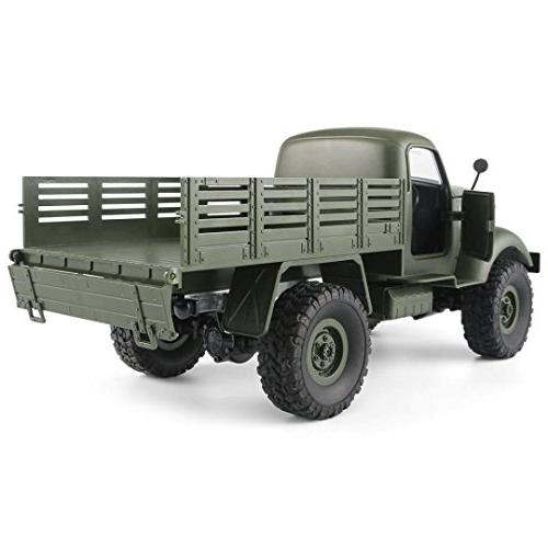 Mikey Store Truck Q61 Control 4WD