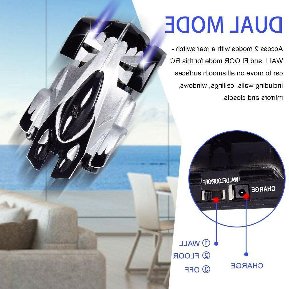 RC for with Dual Mode 360° Rotating Rechargeable