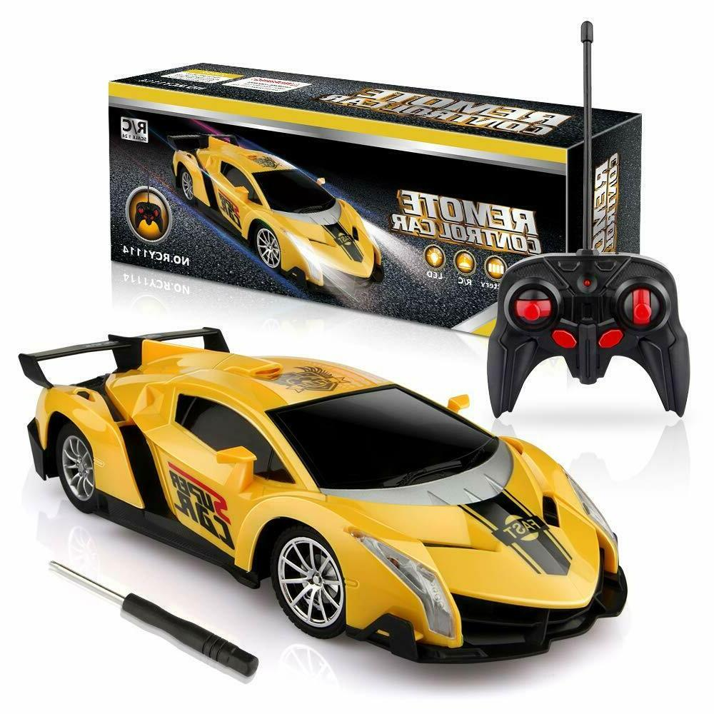 Remote Control Cars Gifts Kids Racing