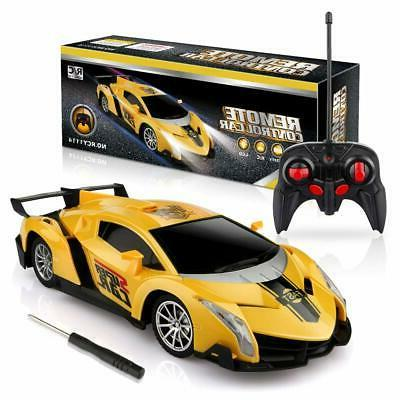 Growsland Remote Control RC Cars for 1/24 Electric Sport