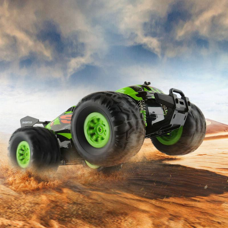Heavy Control Car Terrain Monster Truck