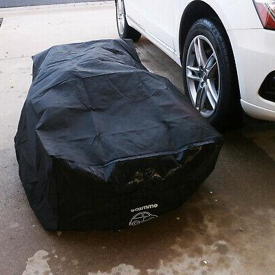 Emmzoe Car Cover for Electric - Fits and More