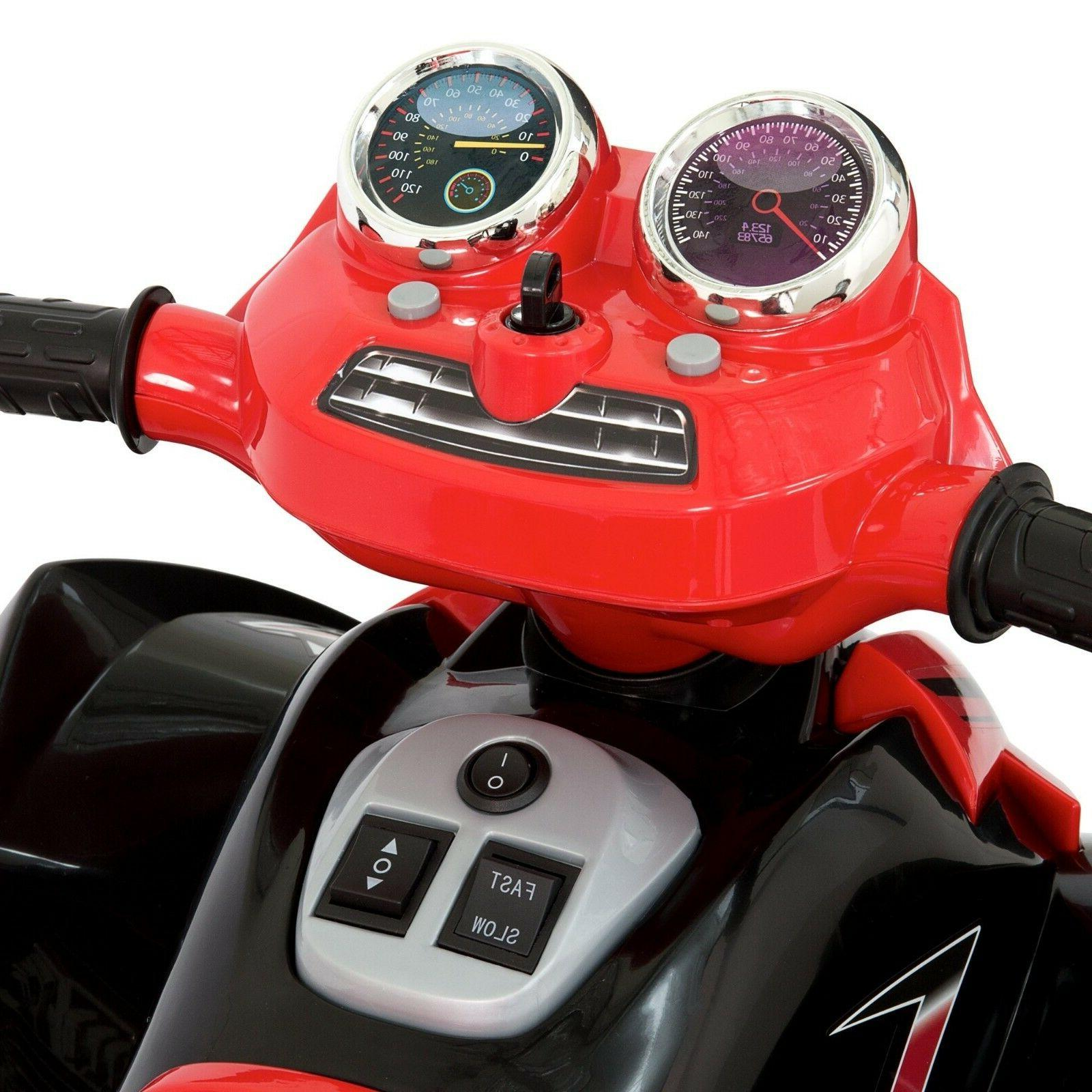 Ride For New Power Wheels Sounds