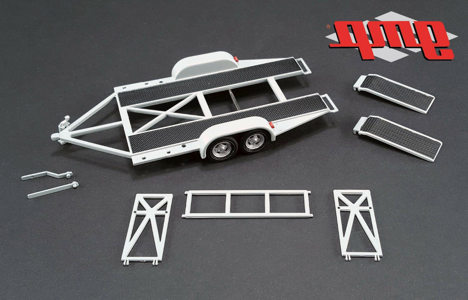 TANDEM TRAILER TIRE 1/43 DIECAST CARS BY 14303