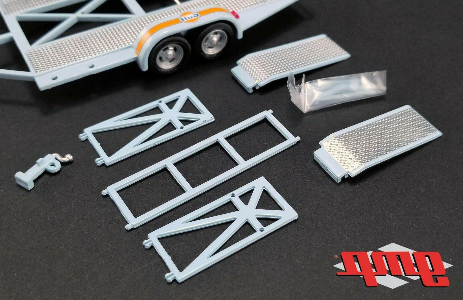 TANDEM CAR TRAILER TIRE FOR MODEL BY GMP
