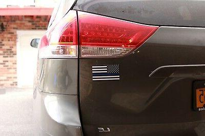 Thin Flag Magnets 3x5 Decals for Car