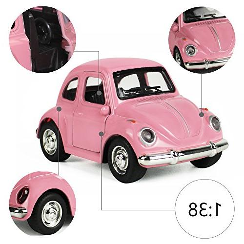 iPlay, Car Play Vehicles, Classic Die Model Retro, Old Models, Vehicle Toys, Pull Action Lights Sounds