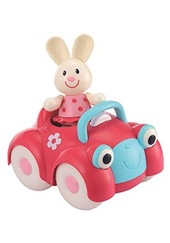 toybox rosie rabbit motor car